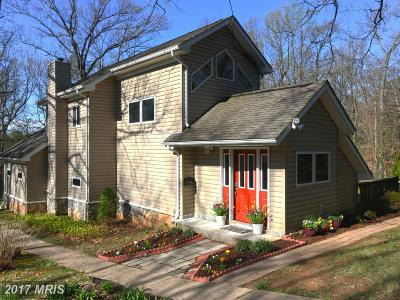 Greenbelt Single Family Home For Sale: 8 Forestway