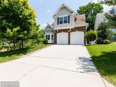 Laurel Single Family Home For Sale: 13807 Clark Avenue