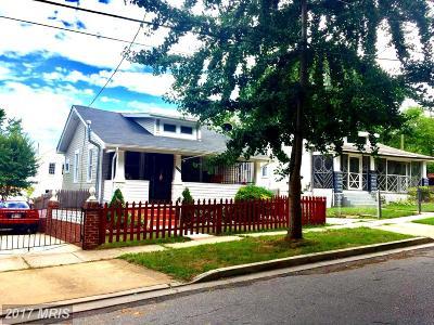 Mount Rainier Single Family Home For Sale: 3507 37th Street