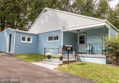 Riverdale Single Family Home For Sale: 6005 Norman Avenue