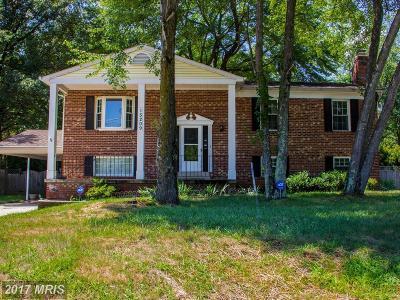 Accokeek Single Family Home For Sale: 15209 Livingston Road