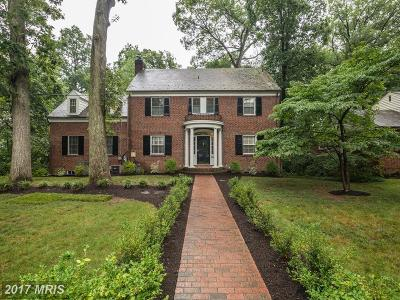 Hyattsville Single Family Home For Sale: 3909 Calverton Drive