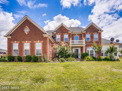 Laurel Single Family Home For Sale: 7607 Greenstable Gate Lane