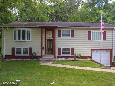 Prince William Single Family Home For Sale: 3623 Forestdale Avenue