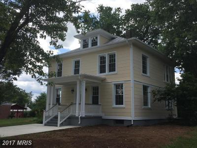 Nokesville Single Family Home For Sale: 12913 Free Street