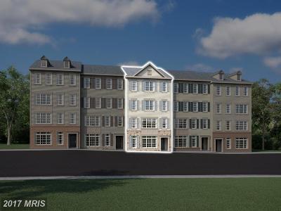 Woodbridge Townhouse For Sale: 14817 Chrysler Court