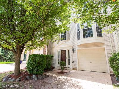 Bristow Townhouse For Sale: 10176 Elgin Way