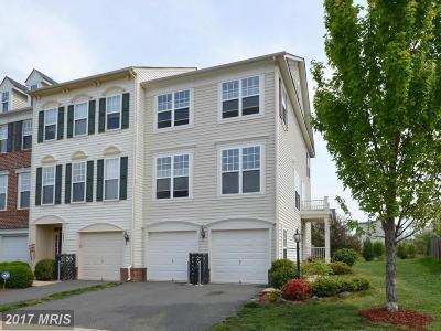Bristow Townhouse For Sale: 9257 Alvyn Lake Circle