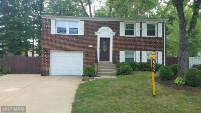 Prince William Single Family Home For Sale: 13780 Musket Court