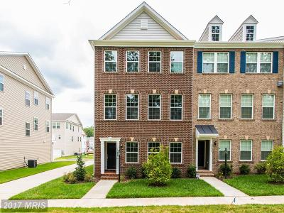 Haymarket Townhouse For Sale: 15824 Stokes Lane