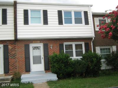 Prince William Townhouse For Sale: 2343 McClellan Court
