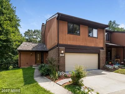 Prince William Townhouse For Sale: 2558 Tree House Drive