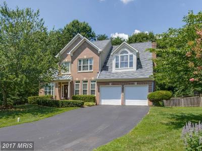 Woodbridge Single Family Home For Sale: 3894 Dutch Elm Court