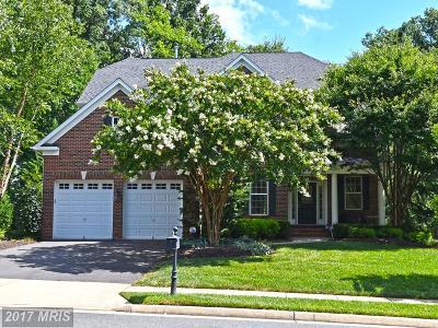 South Market Single Family Home For Sale: 16142 Jordan Crest Court