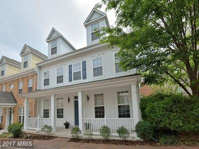 Prince William Townhouse For Sale: 13773 Ulysses Street