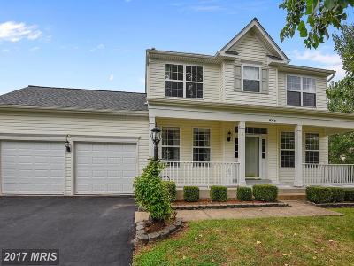 Manassas Single Family Home For Sale: 9258 Hillis Court