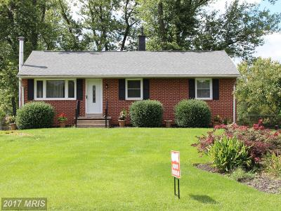 Nokesville Single Family Home For Sale: 13612 Fleetwood Drive