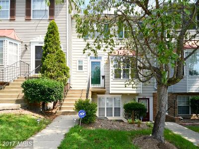 Prince William Townhouse For Sale: 16218 Taconic Circle #114D