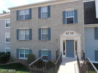 Woodbridge Condo For Sale: 12223 Stevenson Court #1