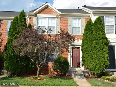 Gainesville Townhouse For Sale: 15052 Gaffney Circle