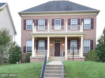 Bristow Single Family Home For Sale: 11827 Battalion Square