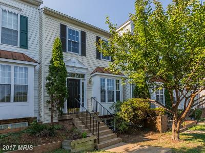 Dumfries Townhouse For Sale: 4172 Ashmere Circle