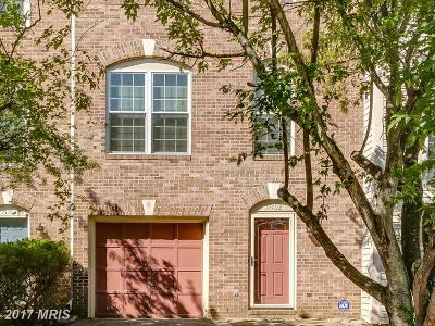 Prince William Townhouse For Sale: 15702 Lansdale Place