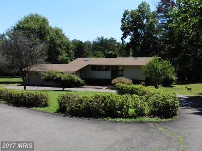 Manassas Single Family Home For Sale: 6445 Steeple Chase Lane