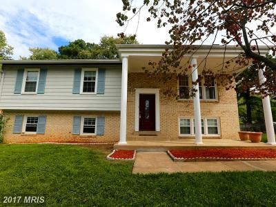 Woodbridge Single Family Home For Sale: 4020 Forge Drive