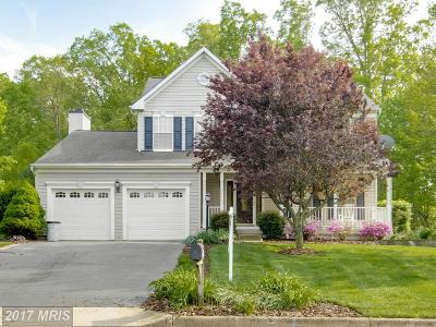 Manassas Single Family Home For Sale: 9629 Allegro Drive