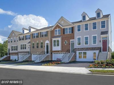Prince William Townhouse For Sale: Englewood Farms Drive