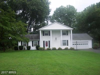Manassas Single Family Home For Sale: 8007 Hillcrest Drive