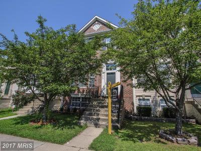 Townhouse For Sale: 11040 Doubleday Lane