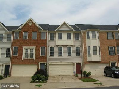 Independence Townhouse For Sale: 12030 Kemps Landing Circle