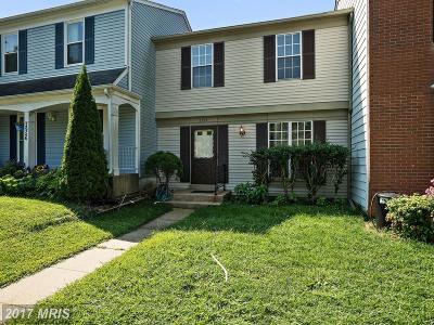 Woodbridge VA Townhouse For Sale: $285,000