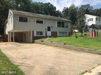 Woodbridge Single Family Home For Sale: 14018 Mount Pleasant Drive