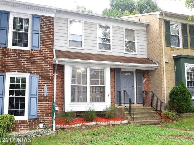Woodbridge Townhouse For Sale: 12100 Winona Drive