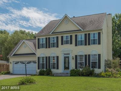 Manassas Single Family Home For Sale: 10500 Winged Elm Circle