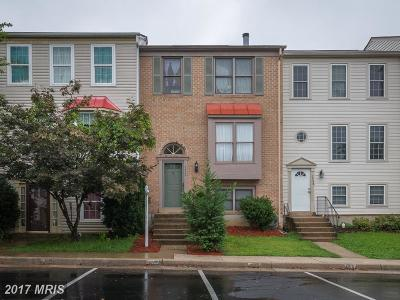 Sudley Manor Parcel K1 Townhouse For Sale: 7410 Emerald Drive