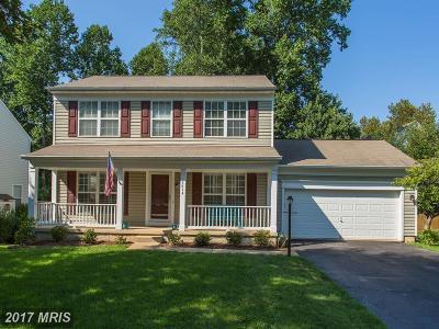 Woodbridge Single Family Home For Sale: 5814 Russett Leaf Court