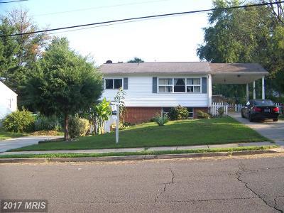 Prince William Single Family Home For Sale: 15128 Alaska Road