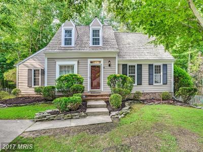 Woodbridge Single Family Home For Sale: 12000 Farrabow Lane