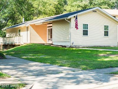 Woodbridge Single Family Home For Sale: 2494 Linwood Lane