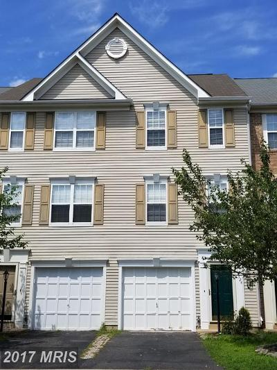 Bristow Townhouse For Sale: 13524 Grouserun Lane