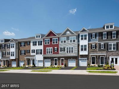 Haymarket Townhouse For Sale: 6014 Camerons Ferry Drive