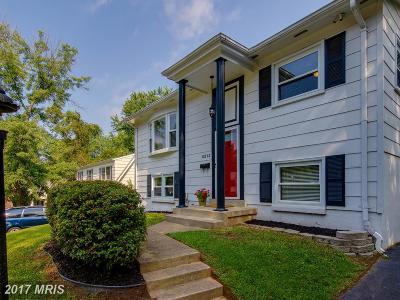 Prince William Single Family Home For Sale: 4513 Hendricks Drive