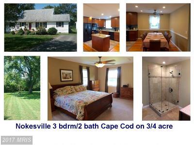 Nokesville Single Family Home For Sale: 12918 Forsythia Lane