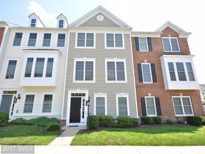 Woodbridge Townhouse For Sale: 14877 Potomac Branch Drive