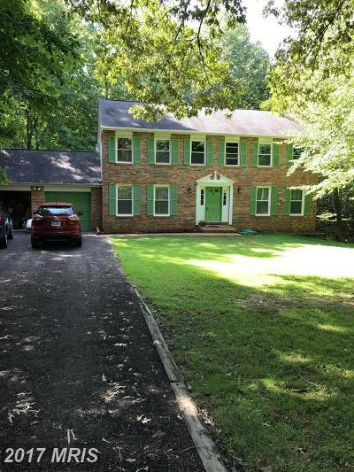 Prince William Single Family Home For Sale: 14125 Walton Drive
