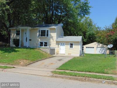 Woodbridge Single Family Home For Sale: 14445 Meridian Drive